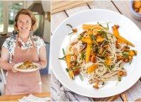 Makaronai lietuviškai? 3 vasariški ir greiti receptai iš šviežių daržo gėrybių