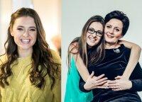 """Ievos Zasimauskaitės mama atvirai apie netradicinį dukros gyvenimo būdą, ankstyvą santuoką ir sunkiausią """"Eurovizijos"""" periodą"""