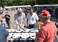 Sūrių festivalyje Druskininkuose – išskirtinis dėmesys ukrainiečiams