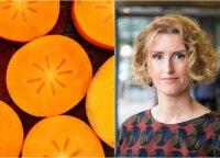 Jei manėte, kad persimonų galite valgyti, kiek telpa – klydote: dietistė įvardijo labai rimtą šios uogos trūkumą