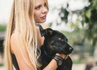 Atsakingo gyvūnų auginimo puoselėtoja Agota Jakutytė: nustokime dovanoti gyvūnus, verčiau dovanokime beglobiams maisto