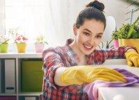 Keisti, tačiau vertingi patarimai namų tvarkymui: darbai vyks daug efektyviau