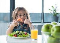10 maisto produktų, kurie skatina vystytis vaiko intelektą