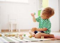 Profesorė įspėja: kai kuriais atvejais net ir sveikam vaikui gali atsirasti raidos sutrikimų