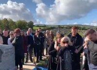 """""""Išleiskite mane"""": laidotuvėse dalyvavę žmonės liko priblokšti, išgirdę velionio balsą"""