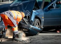 Per pusantro mėnesio – 30 proc. daugiau sužeistųjų keliuose