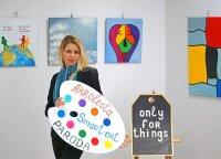 Smart art by Akrolesta: art is communication that doesn't need translation