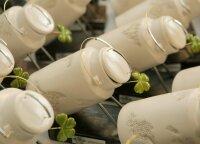 Apdovanoti geriausi pieno ūkiai