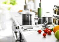 Patarimai, kurie padės virtuvėje palaikyti tvarką: daiktai turi turėti savo vietas