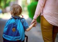 Pasidalijo įžvalgomis, kaip pasikeitė vaikų elgesys, grįžus į mokyklas: vienas pokytis netikėtas