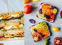 Patarė, kaip išsirinkti sveiką sumuštinių duoną: atkreipkite dėmesį į šiuos ingredientus