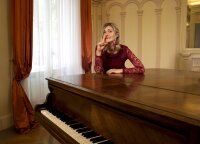 Lithuanian-born singer from France GiedRé: at some point, you have to come back to granny's piano