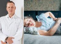 Chirurgas apie apendicitą: įvardijo simptomus, kurie padės nustatyti, ar jau skubėti į priimamąjį