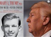 Negailestinga Trumpo dukterėčios knyga apnuogino JAV prezidento šeimos didžiausias ydas: teigia, kad tai melagių, apgavikų ir išnaudotojų šeima