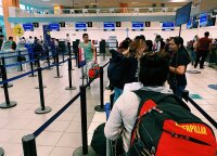 Oro uostas, kuriame sulaikomi narkotikus gabenantys lietuviai