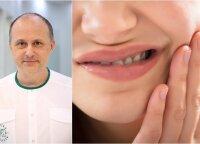 Odontologas – apie 4 dantų ligas, kurios aktualios ypač dabar: simptomai ir sprendimo būdai