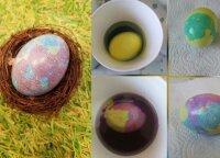 Pasidalino nauju būdu, kaip nudažyti kiaušinius: pavyks ir vaikams, o netikėtas rezultatas garantuotas