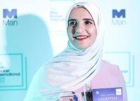 Omano rašytoja Jokha Alharthi laimėjo Tarptautinę Bukerio premiją