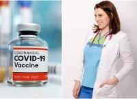 Gydytoja Elena L. Bukauskienė: viskas, ką apie COVID-19 vakcinas svarbu žinoti besilaukiančioms ir žindančioms moterims