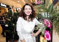 Agnė Gilytė atidarė rinktinių papuošalų parduotuvę