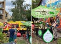 To Lietuvoje dar nebuvo – prasidėjo <em>Kombuchos</em> festivalis