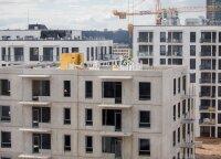 Viename labiausiai apgyvendintų sostinės rajonų iškils dar vienas daugiabutis