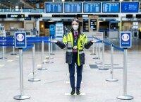 Lietuvos oro uostai įspėja, su kokiomis kaukėmis keleiviai į lėktuvą gali būti neįleisti