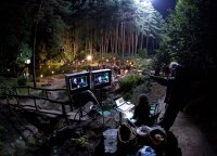 Vilnius: welcome to a dynamic film set