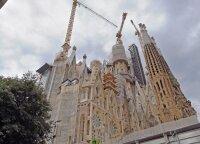 Turistų spąstai Barselonoje – kosminės eilės ir kišenvagiai nuo šios vietos neatbaido