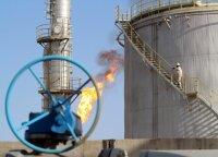 Sugrįžus vilčiai dėl pasiūlos mažinimo – naftos kainų šuolis