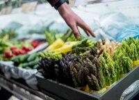 Ant prekystalių išsiilgtos daržovės – kilogramas 14 eurų