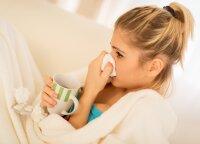 Šeimos gydytoja turi 4 patarimus, kuriais būtina vadovautis, kai pačiumpa virusai ar bakterijos