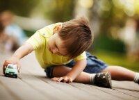 10 veiksmingų būdų, ką daryti, kad vaikas žaistų savarankiškai