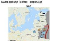Kibernetinė ataka prieš naujienų portalą: paskleidė melą apie NATO invaziją Baltarusijoje