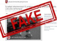 Kas ir kodėl platina žinią apie teroro aktą Lietuvoje: įsivėlė ir Seimo nariai