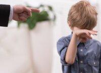 Tėvai, augindami vaikus, per metus padaro daugiau nei 200 klaidų: štai kokių neišvengia dažniausiai