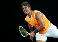 """Stebinusį graiką pamokęs Nadalis – """"Australian Open"""" finale"""