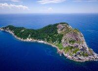 Paslaptingoji sala tokia pavojinga, kad oficialiai draudžiama į ją kelti koją