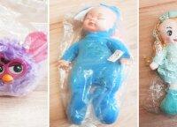Įspėjimas tėvams: nustatyti dar keli Lietuvoje parduodami pavojingi žaislai