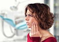 Negydomas danties skausmas gali pakenkti labiau, negu manote