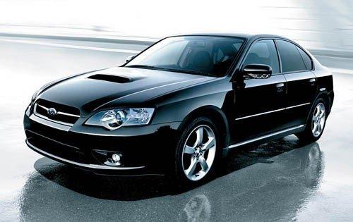 "2010 m. ""Subaru Legacy"""