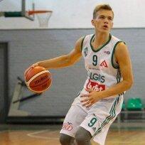 """Arnas Velička (Kauno """"Žalgirio"""" dublerių krepšininkas)"""