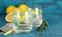 Vanduo su citrina