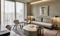 Prabangus viešbutis Milane
