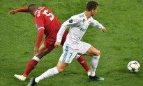 Čempionų lygos finalas: Real - Liverpool, Cristiano Ronaldo