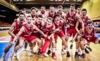 Europos jaunučių čempionatas: Lietuva - Kroatija