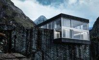 Inovatyvus ateities namas / Projekto autorius Matas Nagelė