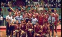 Sovietų Sąjungos rinktinė 1988-ųjų Seulo olimpiadoje