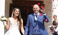 Donato Juršėno ir Vaido Viršutytės vestuvės