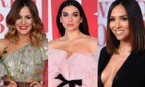 """Brit Awards 2018"" akimirkos"